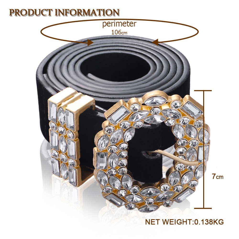 H8bc4c5a25ba14b7a9aed4acb07830483x - Girlgo Newest Vintage Velvet Buckle Belt for Women Punk Metal Gold Color Belly Chain Accessories Jewelry Party Gifts Bijoux