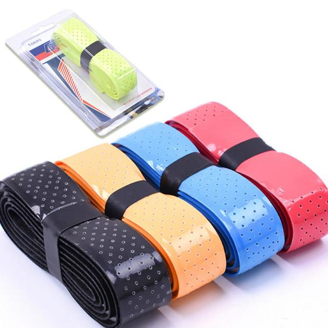Badminton Sweat Belt Tennis Racket Band Towel Hand Glue Take-up Strap Handshake Handle Multi-color Optional
