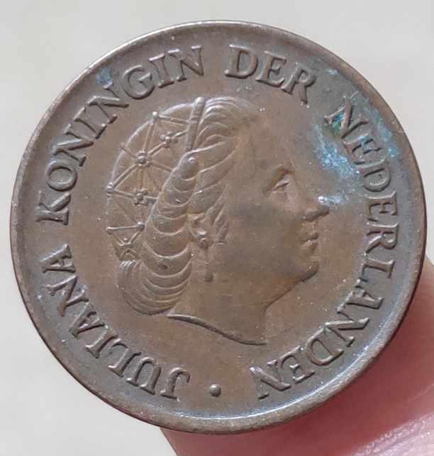 Holanda de 21mm, 100% auténtica moneda comemorativa, colección Original