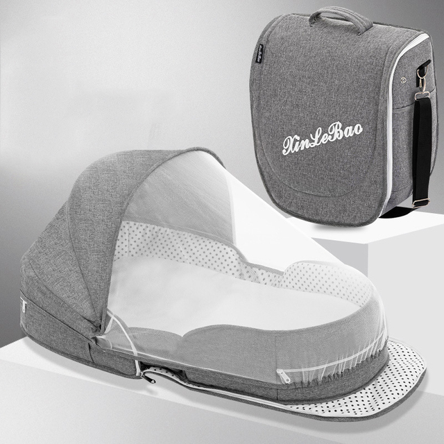 Portable Sleeping Bed Crib 1