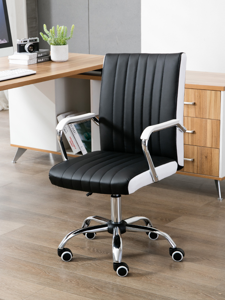 Computer Chair Home Office Chair Modern Simple Meeting Chair Staff Chair Bow Chair Mahjong Lift Chair