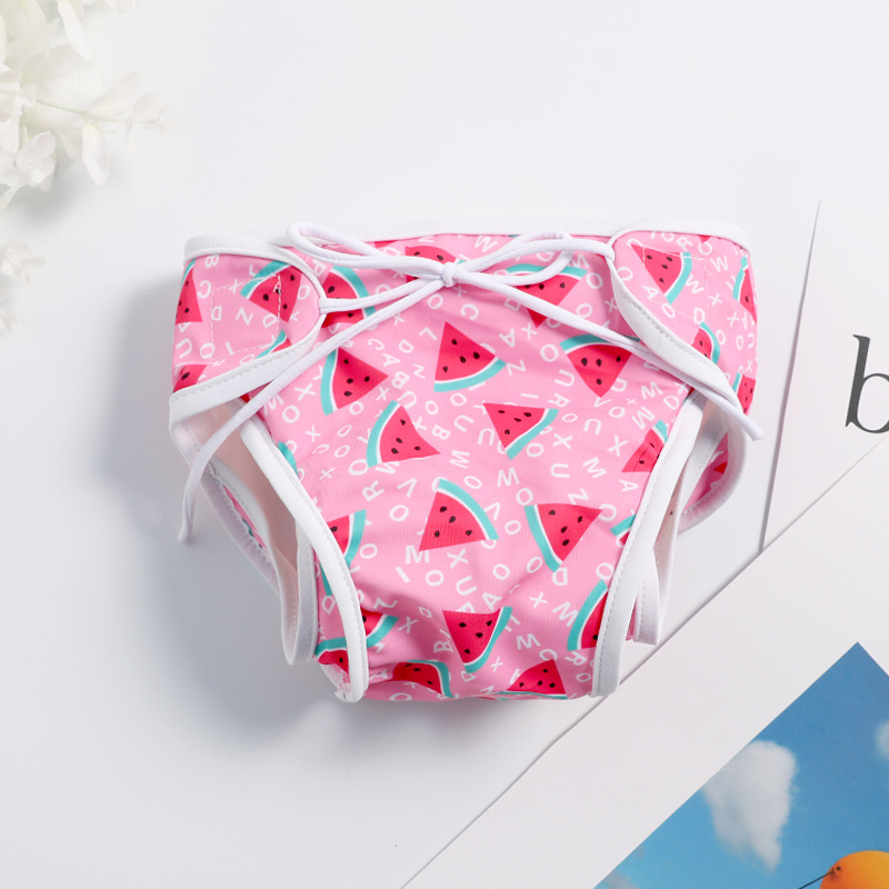 2019 Summer New Style Infant Men And Women Swimming Trunks AliExpress Leak-Proof Prevention Of Urinary CHILDREN'S Swimming Trunk