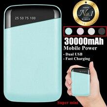 Xiaomi Mini Power Bank 30000mAh Powerbank External Battery P