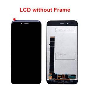 Image 3 - شاشة LCD أصلية لهاتف شاومي Mi A1 شاشة LCD بإطار 10 شاشة بديلة باللمس لهاتف شاومي Mi 5X A1 MiA1 Mi5X شاشة Lcd