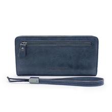 Portfel damski długie portfele na zamek błyskawiczny duża pojemność torba na telefon komórkowy karta Coin torebka tanie tanio Aequeen 10cm Kobiety 216g 20cm 3 5cm zipper Standardowe portfele Stałe Moda