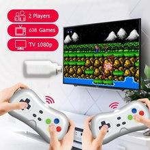 Портативный беспроводной портативный контроллер геймпада 4k