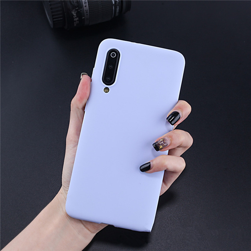 Candy color soft silicone case for <font><b>samsung</b></font> <font><b>galaxy</b></font> A 50 2019 A505 <font><b>A505F</b></font> SM-<font><b>A505F</b></font> M10 M20 M30 A10 A20 A30 A40 <font><b>A50</b></font> A70 Cover image