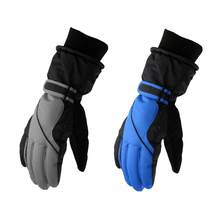 1 Pair Of Unisex Motorcycle Riding Gloves High-quality Driving Warm Winter Gloves Non-slip And 360 Degree Windproof Mittens(China)