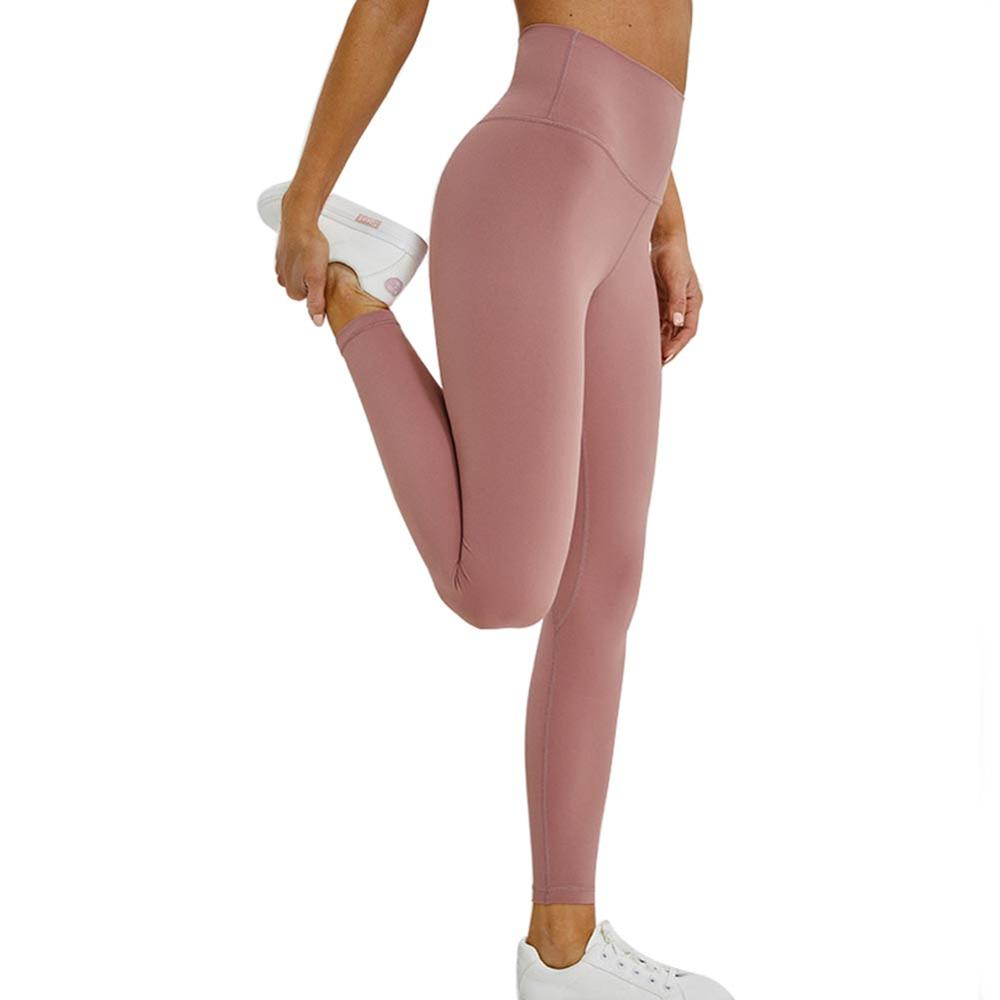 JGS1996 Women Energy Seamless Tummy Control Yoga Pants Super Stretchy Gym Tights High Waist Sport Leggings Running Pants