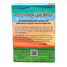2021 New 52 Cards Deck Crazy Sexy Love Notes Tarots Full English Board Game Oracle Cards