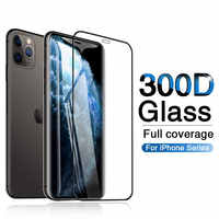 300D Full Cover Tempered Glass For iPhone 11 Pro X XR XS MAX glass iphone 11 Pro screen protector Protective glass on iphone 11