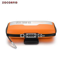 Safe-Box Jewelry Password-Lock Combination Small Mini with Wire-Rope Fixed Cash-Card