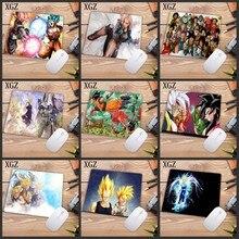XGZ Dragon Ball Mouse Pad Son Goku Anime Pad To Mouse Notbook Computer Mousepad