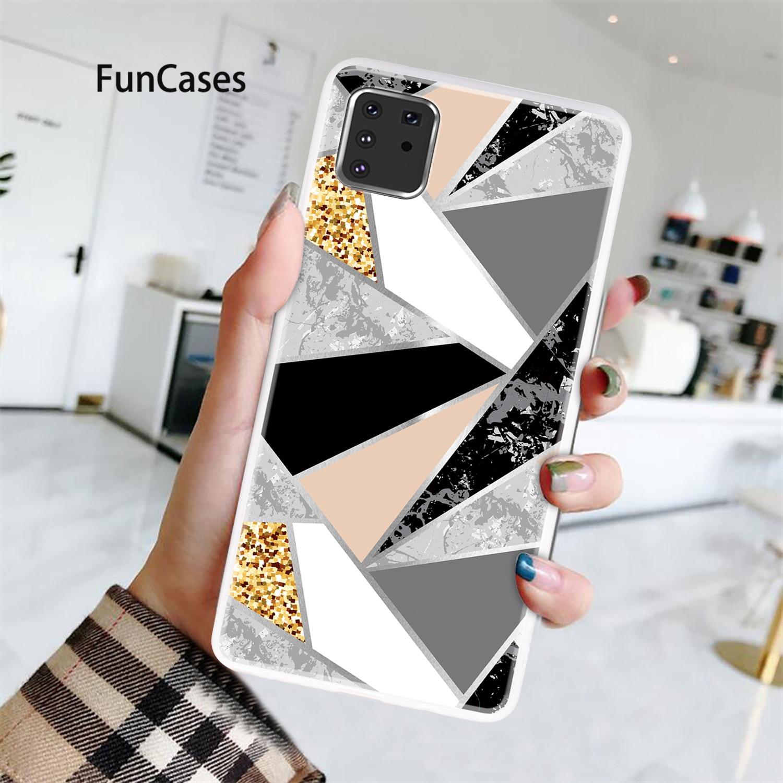 Роскошные Чехлы с рисунками из мультфильмов для Samsung Note 10 Lite, мягкий чехол из ТПУ для мобильного телефона Samsung Galaxy funda A81 M60S Aksesuar