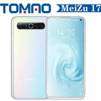 Original Meizu 17 8GB RAM 128GB 256GB ROM Cellphone 5G Smartphone Octa Core Snapdragon 865 4500mAh 30W Fast Charing 64MP Camera 2