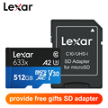 Lexar 633x Ново оригинальный 100 МБ/с. micro