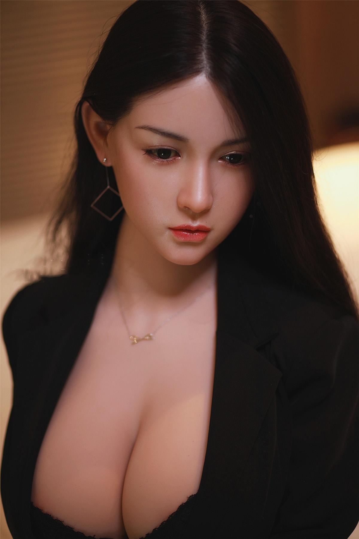 H8bca510394124e0cb76bd91ba16c5a31N Muñecas sexuales de silicona Real para hombres adultos, Robot de amor de Anime japonés de 158cm, juguetes realistas de vida para hombres, con pecho grande y completo, Vagina y atractiva