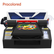 Dtg-Printer T-Shirt Garment Textile-Clothes Printing-Machine Procolored A3 for A4 Jeans