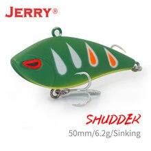 Jerry страшно Рыболовная Приманка vib форель бас опускается