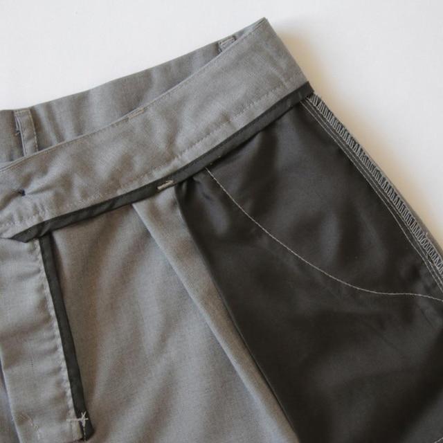 S-3XL Suits Shorts Female Harajuku High Waist Short Pants Straight Vintage Women Shorts 2020 Loose Casual Black Shorts Plus Size 5