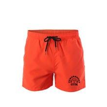 Трендовые мужские пляжные брюки для спортзала Летние плавки