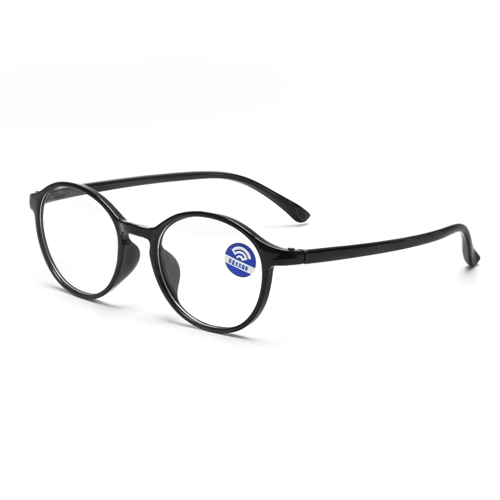 Hot Fashion Unisex Portable Optical Glasses Ultra Light Resin Blue Light Blocking Glasses Flexible Vision Care Computer Glasses
