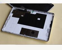Zurück Abdeckung Für Samsung Galaxy P600 P601 P605 Tab Note 10,1 Original Tablet Telefon Neue Gehäuse Rahmen Hinten Panel Tür deckel + Werkzeuge