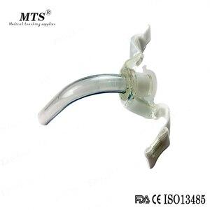Image 1 - Medicina sem algemas descartável traqueostomia tubo anestesia produtos esterilizados 10 pçs/lote