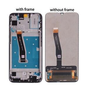 Image 2 - ЖК дисплей для Huawei Honor 20 Lite с сенсорным экраном и дигитайзером, оригинальные запчасти для телефонов Honor 20 lite, ЖК дисплей