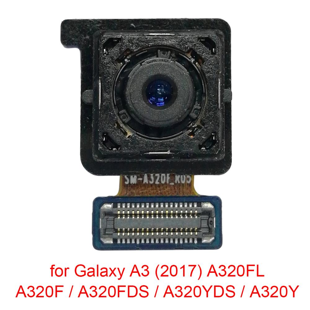 Back Camera Module For Samsung Galaxy A3 (2017) A320FL / A320F / A320FDS / A320YDS / A320Y Phone Parts
