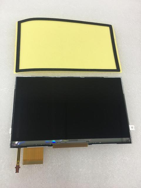 Oem 1 2 죽은 픽셀 psp3000 lcd 디스플레이 화면 수리 psp 3000 슬림 및 라이트 무료 방진 스티커