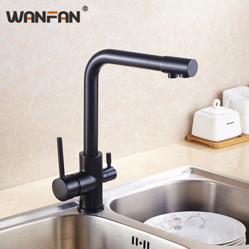 Filter Kitchen Faucets Deck Mounted Mixer Tap 360 Rotation with Water Purification Features Mixer Tap Crane For Kitchen N22-072 gisha filter kitchen faucets 360 rotation water purification features mixer tap crane deck mounted mixer tap for kitchen g2010