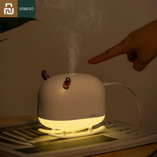 Youpin sothing DSHJ H 009 260 ml cervos luz umidificador usb casa umidificador de ar purificador de ar atmosfera luz da noite escritório casa