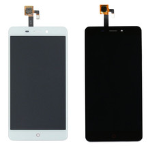 цена на For ZTE Nubia N1 NX541J Full LCD Display + Touch Screen Digitizer Assembly Replacement Parts 100% Tested