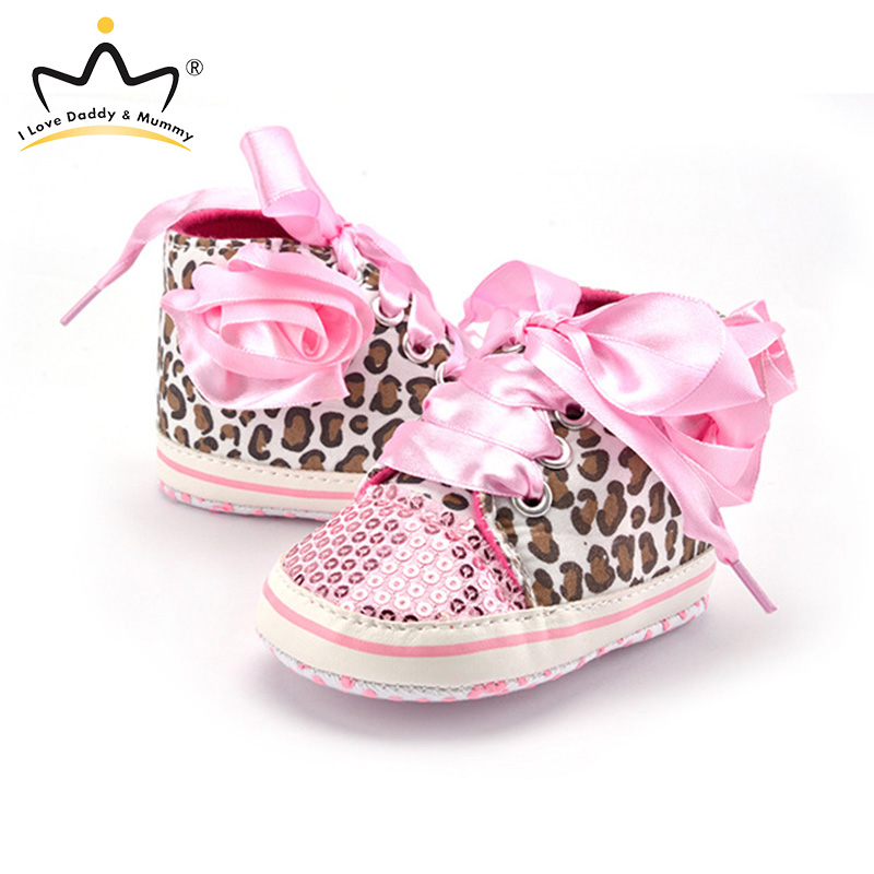 New Cute Rose Flower Bows Princess Girl Baby Shoes Soft Cotton Anti Slip Baby Girl Shoes Newborn Prewalker First Walkers