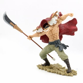 Anime One Piece SCultures the TAG Team Edward Newgate 20th Figure Statue One Piece White Beard Figure Collectible Model Toy 3