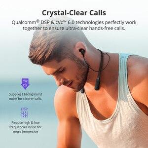 Image 4 - [Чип Qualcomm] обновленные беспроводные наушники Tronsmart S2 Plus Bluetooth 5,0, голосовое управление, глубокие басы, cVc 6,0, 24 часа воспроизведения