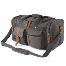 Travel Storage Duffel Shoulder Bag Luggage Unisex Carry on Flight Handbag