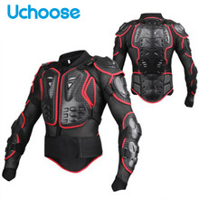 Veste de Moto complète pour hommes, armure de Motocross de course, veste de Protection pour Moto hors route