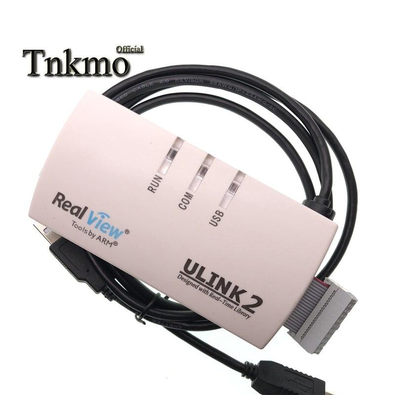 1PCS ULINK u-link2 ULINK2 emulator ARM-Emulator/original firmware/unterstützung für die neueste MDK5.0/Cortex-M4 freies lieferung