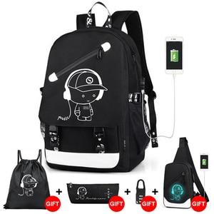 2020 Aniti-Theft Backpack Lumi