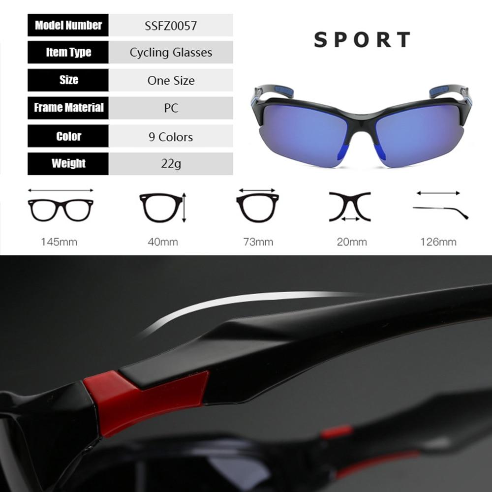 Купить с кэшбэком Photochromic Cycling Sunglasses UV400 Polarized Cycling Glasses Sun Eyewear MTB Road Bicycle Glasses Men Women Bike Sunglasses