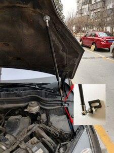 Image 4 - Hidrolik çubuk araba ön kaput kaputu kapağı destek dikme çubukları Honda CRV CR V 2006 2011 3TH sondaj/kaynak