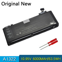 New Battery A1278 A1322 For Apple Macbook Pro 13 Inch 2009 2010 2011 2012YearMB990 MB991 MC700 MC374 MD313 MD314 MC724 MD101