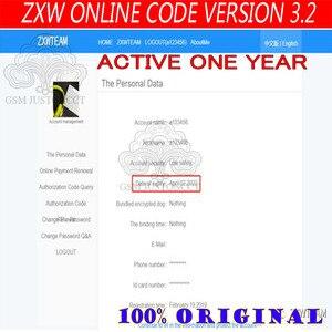 Image 1 - ZXW Team 3.2 Version schémas Code dautorisation numérique schéma de circuit carte logique pour 365 jours
