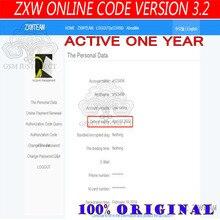 ZXW Team 3.2 نسخة التخطيطات رمز التفويض الرقمي مخطط الدائرة المنطق المجلس لمدة 365 يوما