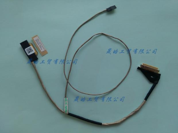 New LCD Cable For Acer Aspire E5-551G E5-511 E5-521 E5-551 E5-571 E5-571G V3-572 V5-572 DC02001Y910 LED Screen LVDS Display Flex