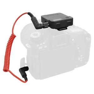 Image 3 - Relacart MI1 MI2 Lavalier Wireless Microphone System Transmitter Kit Vlog Video Recording Studio Mic for DSLR Camera Smartphone