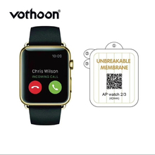 Vothoon Screen Protector For Apple Watch 38 40 42 44mm Full Cover edge 3D Hydrogel Film Protective