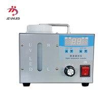엡손 프린터 수정 된 UV 평판 프린터 UVLED 수냉 경화 시스템 1 set UVLED 건조 램프 온도 경보 시스템